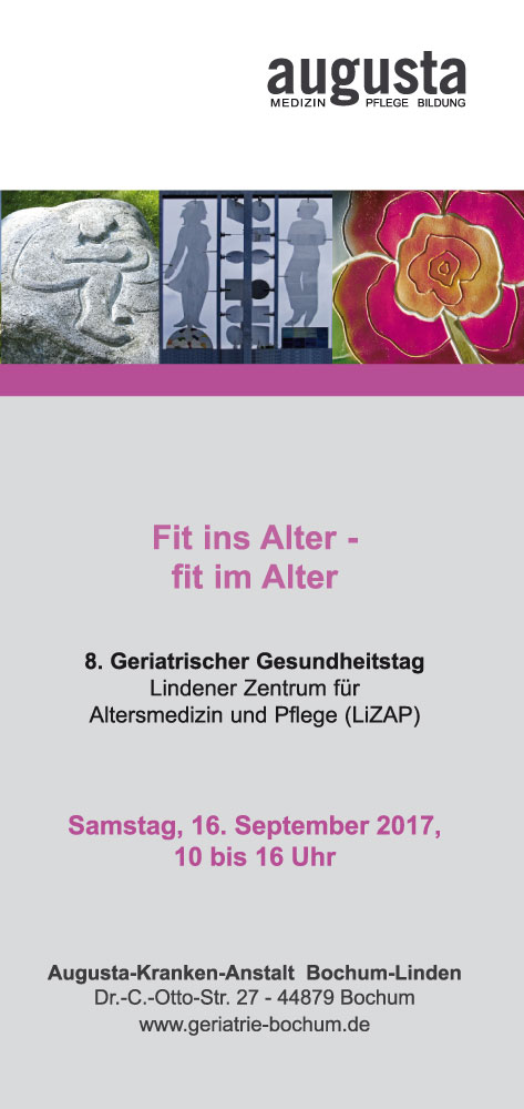 Fit ins Alter - fit im Alter